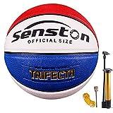 Senston Basketball Größe 5 Kinder und Jugend People Game Basket