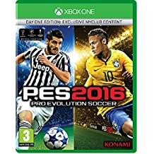 Konami Pro Evolution Soccer 2016 Day One Edition, Xbox One