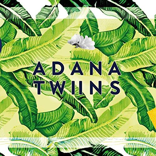 Apple iPhone 4s Case Skin Sticker aus Vinyl-Folie Aufkleber Techno House Adana Twins DesignSkins® glänzend