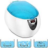 Ultrasone reiniger, Ultrasonic Cleaner kleine ultrasone reiniger, geschikt voor desinfectie, sterilisatie en reiniging van g