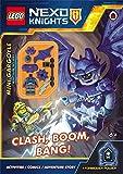LEGO NEXO KNIGHTS: Clash, Boom, Bang! Activity Book