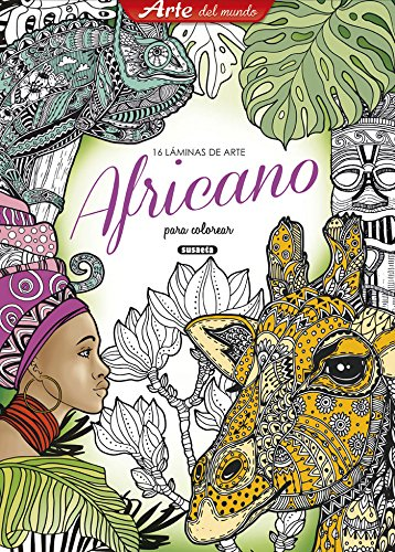 Descargar Libro Láminas de arte africano (Arte del mundo) de Susaeta Ediciones S A