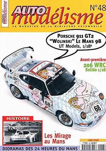 t l chargement pdf livre auto modelisme n 48 juin 2000 porsche 911 gt2 wolinski le mans 98 206. Black Bedroom Furniture Sets. Home Design Ideas