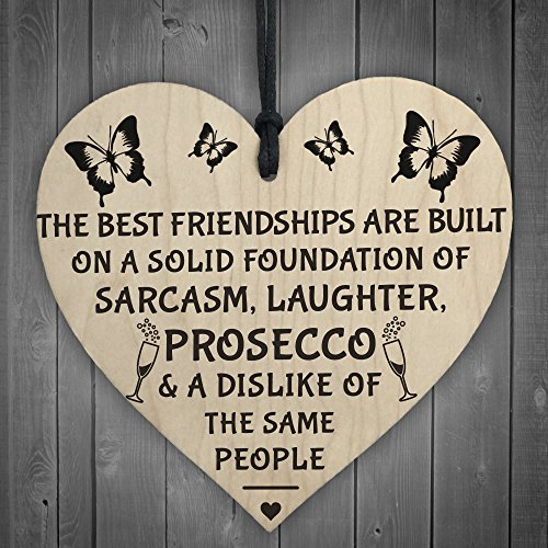 Red Ocean Best Friendships Foundation Is Prosecco