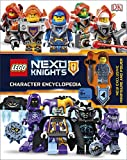 LEGO NEXO KNIGHTS Character Encyclopedia: With exclusive Minifigure