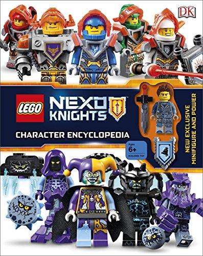 Lego. Nexo Knights. Character Encyclopedia