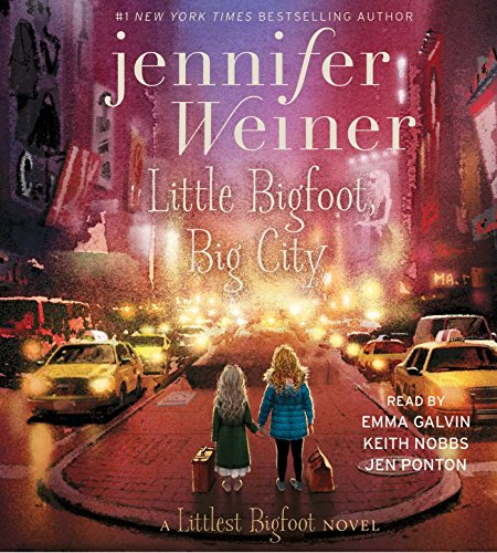 Little Bigfoot, Big City (The Littlest Bigfoot, Band 2) (Ponton-10)