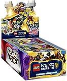 Sammelkarten Lego Nexo Knights, Display mit 50 Boostern