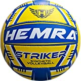 Hemra Stirker Volley Rubber Volleyball, Size 5
