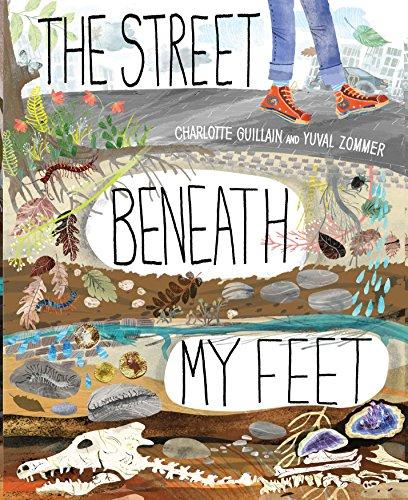 The Street Beneath My Feet por Charlotte Gullian