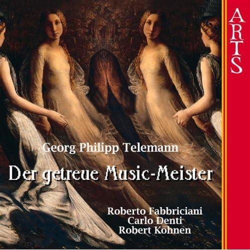 Sonate Für Flöte Und Continuo: II. Spiritoso (Telemann)