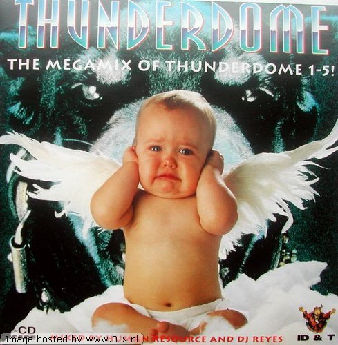 Thunderdome Megamix