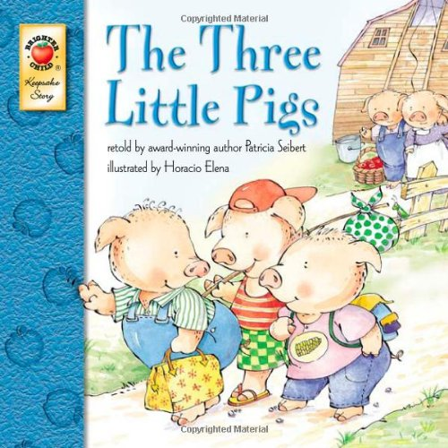 The Three Little Pigs (Brighter Child Keepsake Stories)