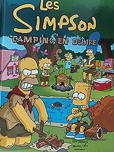 """Afficher """"Les Simpson Camping en délire"""""""