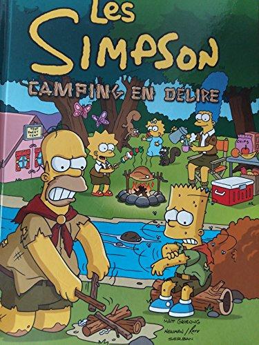 Les Simpson : Camping en délire
