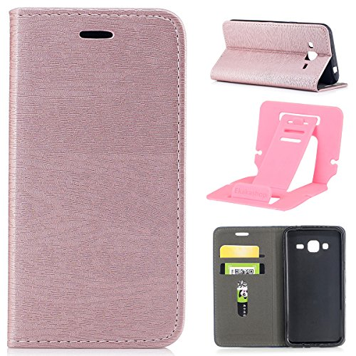 custodia per samsung galaxy j5 2016 cover in pelle
