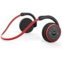 Cuffie Bluetooth Senza Fili Pieghevoli Portatile Sport Cuffie with Stereo HiFi con Microfono Integrato Cancellazione del…