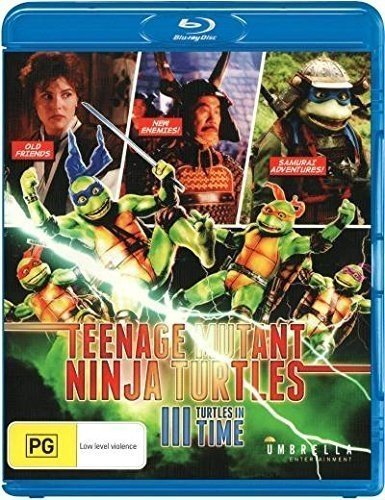 Teenage Mutant Ninja Turtles 3: Turtles in Time (Teenage Mutant Ninja Turtles 3)