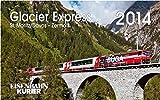 Glacier Express 2014: St. Moritz/Davos - Zermatt -