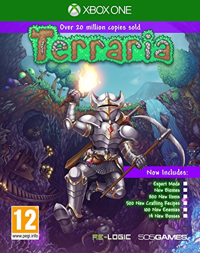 Terraria - Game of the Year Edition (Xbox One) (輸入版)