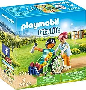 Playmobil City Life 70193 Set de Juguetes - Sets de Juguetes (Acción / Aventura, 4 año(s), Niño/niña, Interior, Multicolor, Gente)