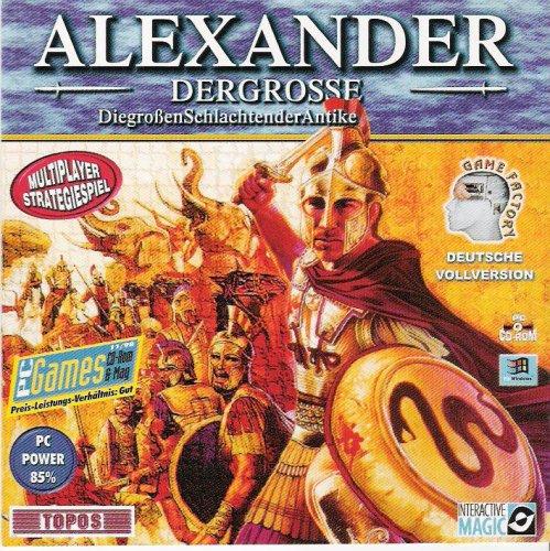 Alexander der Grosse - Die großen Schlachten der Antike