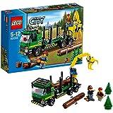 Lego City - 60059 - Jeu De Construction - Le Camion Forestier