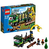 LEGO City 60059 - Holztransporter