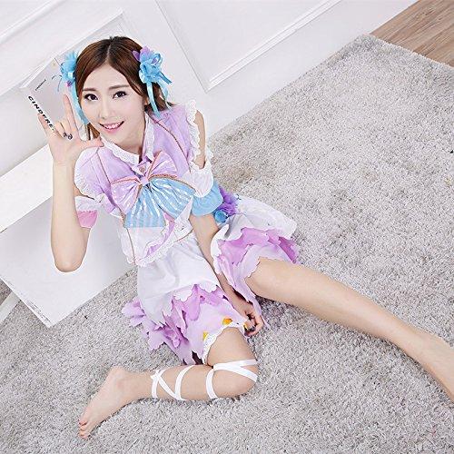 DLucc Lovelive Erwachen White Day cosplay Dienstmädchen-Outfit cartoon Halloween-Kostüm kann Zeni Vektor