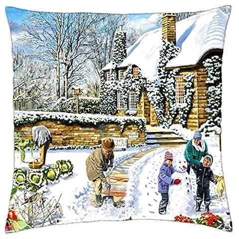 iRocket - Winter 2 - Throw Pillow Cover (24