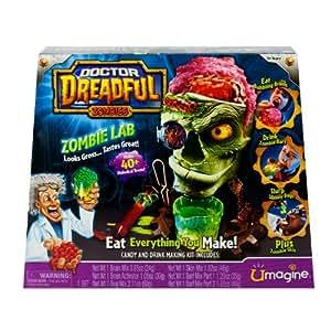 Doctor Dreadful Aliens Zombie Lab