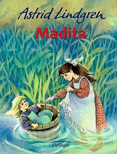 Buchseite und Rezensionen zu 'Madita Gesamtausgabe' von Astrid Lindgren
