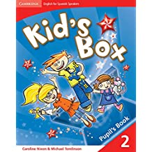 Kid's Box for Spanish Speakers  2 Pupil's Book - 9788483235898