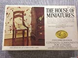 The House Of Miniatures - Side Chair / Set Of 2 / Circa Early 1800s - Doll House Furniture #40007