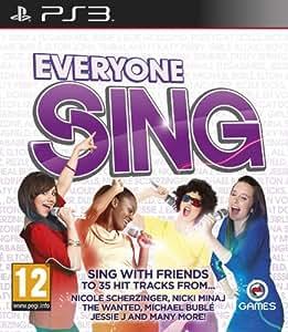 Everyone Sing [import anglais]