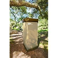 Advanced Elements - Ducha portátil para acampada (adultos, unisex, acceso lateral)