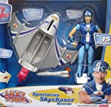 Lazy Town Sportacus Sky Chaser Rescue