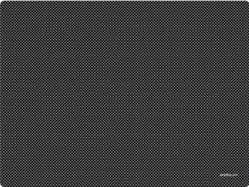 Speedlink Lares XS Notebook Cover 29,4 cm (11,6 Zoll) (Aufkleber/Schutzfolie, zuschneidbar, 28x21cm, Carbon-Optik)