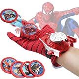 Vikas Gift Gallery BonZeaL Spiderman Disc Launcher Single Hand Glove for Boys