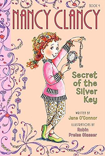 Fancy Nancy: Nancy Clancy, Secret of the Silver Key
