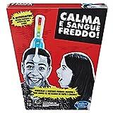 Hasbro Gaming - Calma e Sangue Freddo (Gioco in Scatola), E1845103
