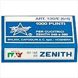 Zenith Zenith, 788297, universele nietjes, 1 verpakking met 1000 stuks