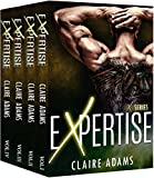 Expertise - The Complete Series Box Set (A Single Dad Football Romance)
