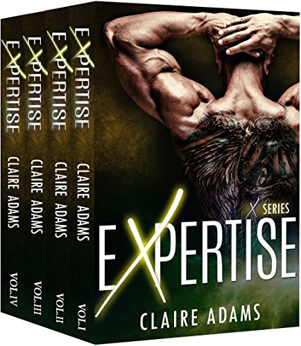 Expertise - The Complete Series Box Set (A Single Dad Football Romance)  (English Edition) (Womens New Collection Season)