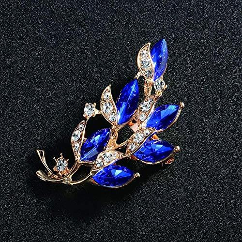 brosche mit Diamant brosche weibliche qualität hochwertige ästhetische schönheit Geschenk ()