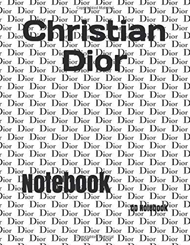 Christian Dior: Notebook
