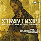 Stravinsky Symphony of Psalms / Symphony in C / Symphony in Three Movements