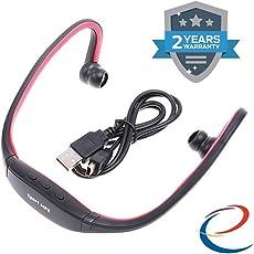 Wonderford Supreno Portable Wireless Supreme FM Radio + Micro SD Card Support Sports MP3 Player 9 (Assorted Colour)