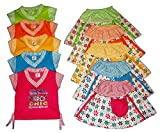 Apt Padhus Baby Girls Cotton Dress (Pack...