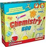 Science4you Chemistry Set 600 Educational Science kit STEM Toy
